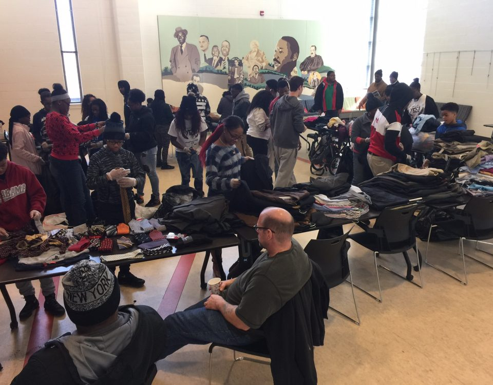 2016 Clothing Drive