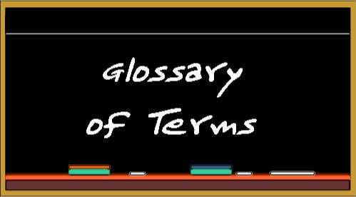Glossary-Terms